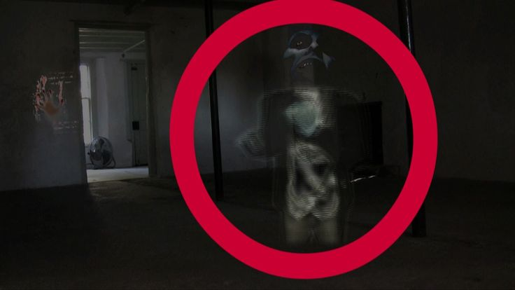 The figure you can see from 3:06 is one of the clearest ghost sightings I´ve ever seen.