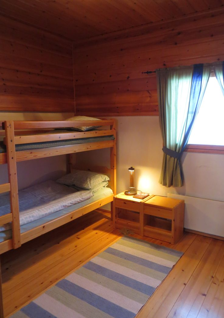 Bedroom, Rukakorpi Holiday Villas
