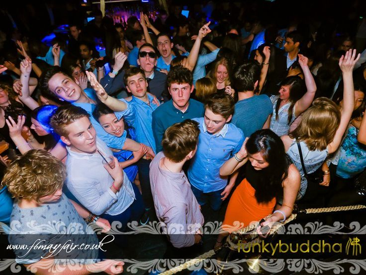 Funky Buddha nightclub is one of the venue in Berkeley Street, Mayfair, London where stylish and trendiest VIP's are hosted.