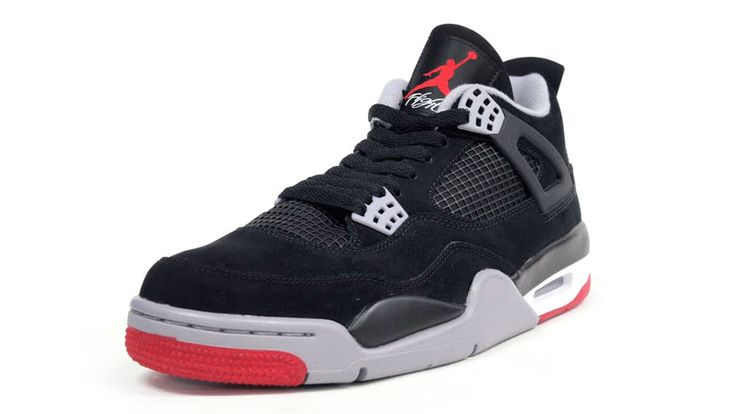 Air Jordan 4 Black/Red 'Bred' 2012 Retro Releases this Friday!