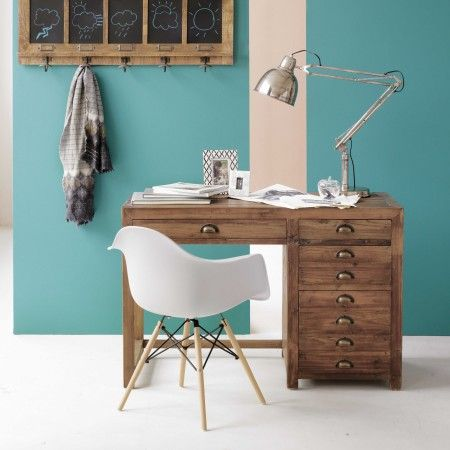Reclaimed Pine Desk - View All Home Accessories - Treat Your Home - Home Accessories
