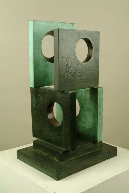 Four-Square (Four Circles), Barbara Hepworth, 1966
