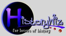 World History Exhibits - HistoryWiz - exhibits, information, primary sources and images