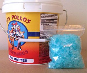 With Los Pollos Hermanos meth buckets at your disposal your up and coming meth business will discretely prosper. They provide the perfect front for...