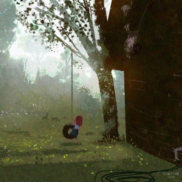 The Art of Animation: Elioli