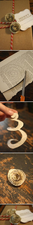 Beautiful Paper Rose   DIY & Crafts Tutorials