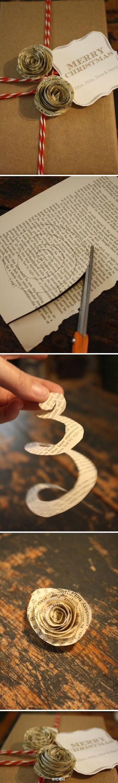 Beautiful Paper Rose | DIY & Crafts Tutorials