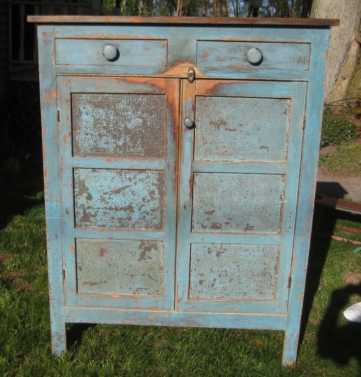 how to clean antique safe