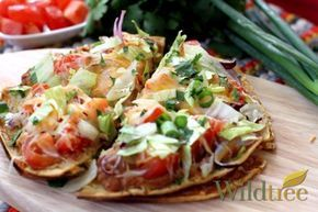 Mexican Pizza - Wildtree Recipes Visit http://www.mywildtree.com/ANGELABOCCHINO/ to place an order!