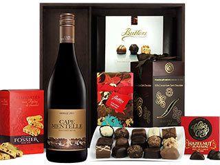 Chocolates & Red Hamper