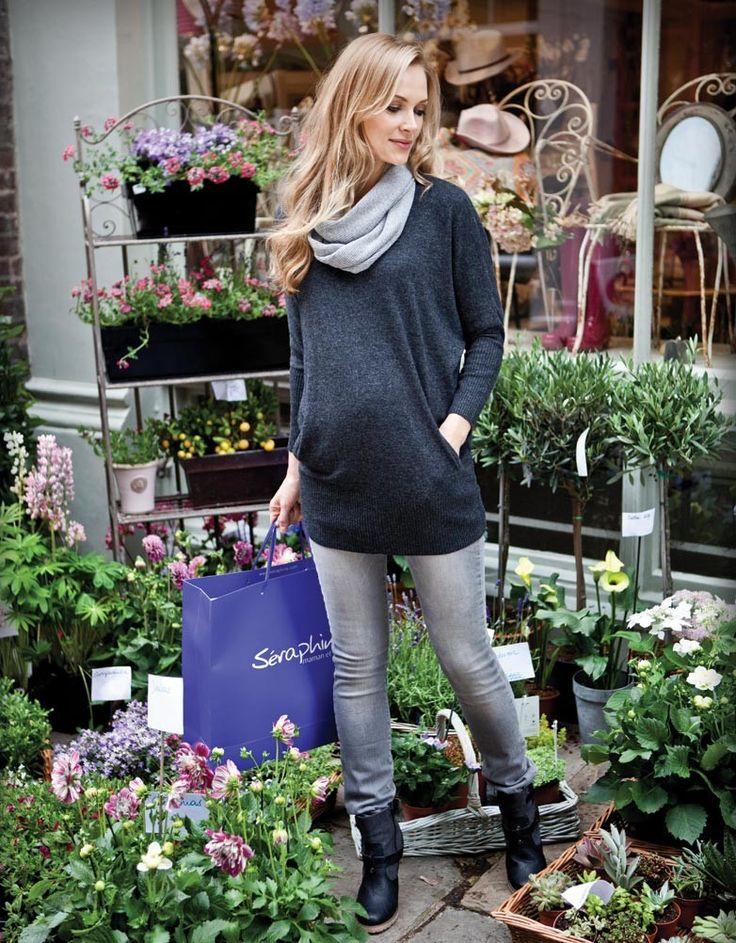 Мода для самых красивых – для беременных зима-весна 2013