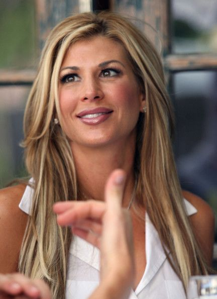 Alexis Bellino  - Alexis Bellino Lunches At The Ivy