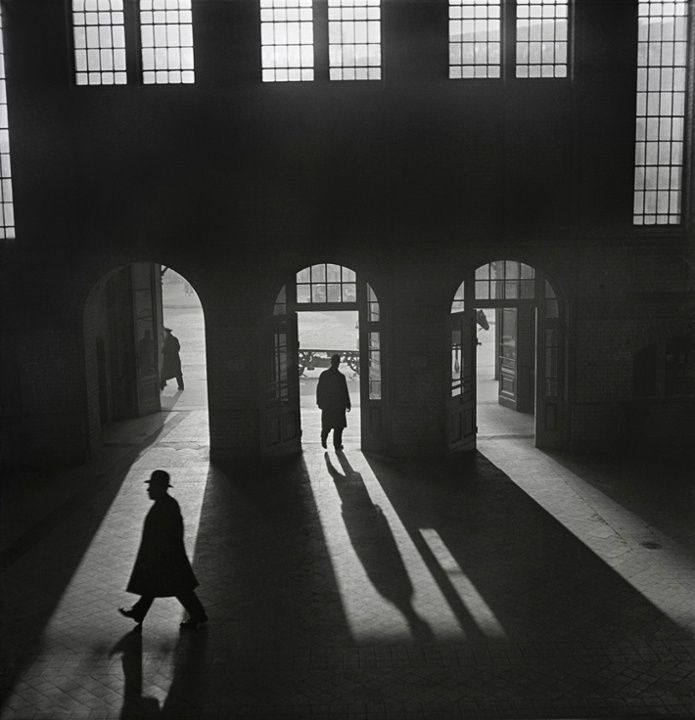 Roman Vishniac exhibition at the International Centre of Photography.