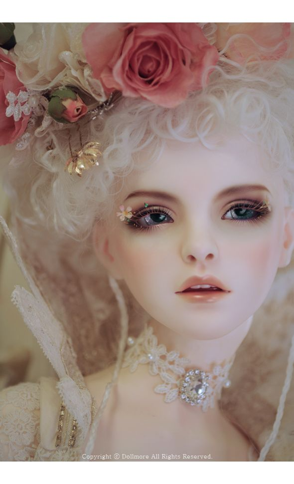 Trinity Doll - Blanc Printemps ; Elysia - LE10 - Dollmore.net :: Everything for Doll & more | #BJD #Ball_Jointed_Doll