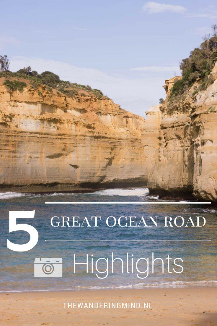 Great Ocean Road | Highlights | Five Highlights | Melbourne | Twelve Apostles