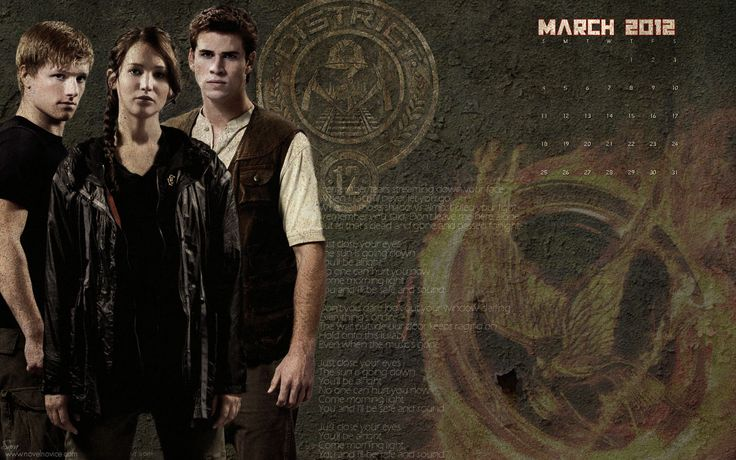 the hunger games images | The Hunger Games Wallpapers - The Hunger Games Wallpaper (28043727 ...