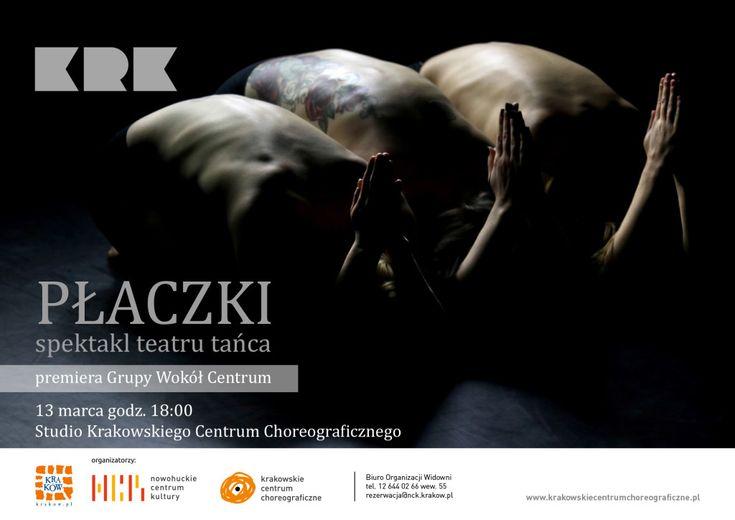 """Premiera Spektaklu """"Płaczki"""" #grupawokolcentrum"""