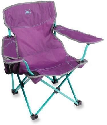 Camp Chair Kids My Purple Paradise Camping