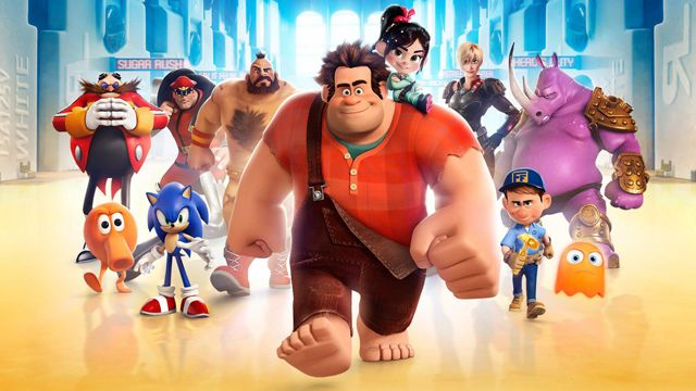 MOVIES: Ralph Breaks the Internet: Wreck-It Ralph 2 - News Roundup Updated 28th March 2017