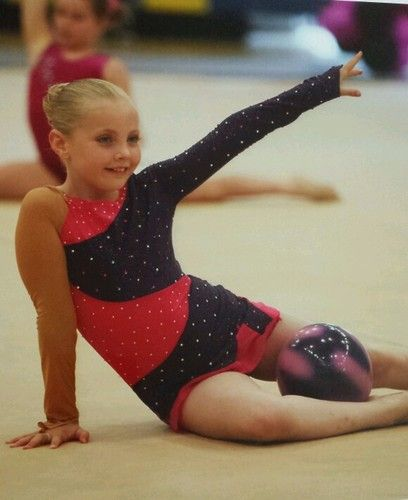 Rhythmic gymnastics Competition leotard.   eBay
