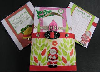 Bag in a Box and Quick Christmas Cards by Jodie Mason
