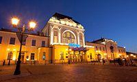 Odnowiony dworzec w Tarnowie