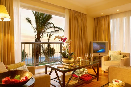 Family Suite, living lounge