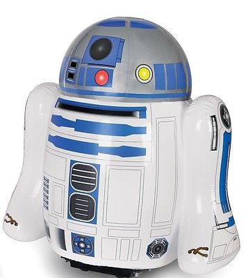 New #remote controll star wars r2 d2 robot #inflatable toy  #incredible free uk p,  View more on the LINK: 	http://www.zeppy.io/product/gb/2/291836981095/