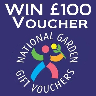 Win £100 of Garden Vouchers - http://bit.ly/mthoffer