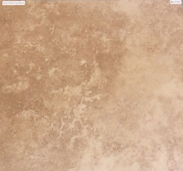 Travertine Mocha (tile Works)