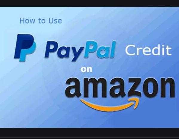 How To Use Paypal Credit On Amazon Paypal Credit Card Paypal Mastercard Techsog Mastercard Gift Card Paypal Credit Card Cash Card