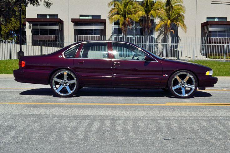 95 Chevy Impala SS-http://mrimpalasautoparts.com
