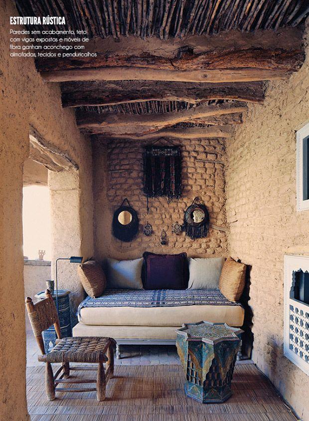Casa de Valentina -MARROCOS | FORA DO ROTEIRO