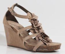 ovye Sandalias Cuero Zapatos Tacón De Cuña Plataforma ITAL 40: 136,40 EUREnd Date: 26-sep 15:17Buy It Now for only: US 136,40 EURBuy it now…