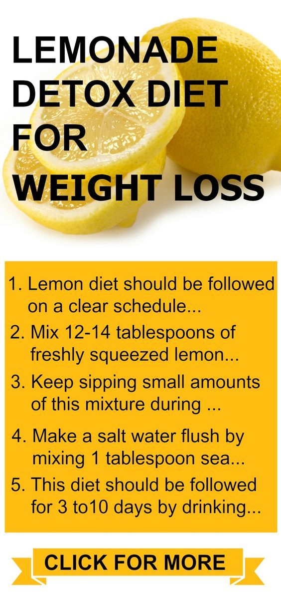Does the Lemon Detox Diet Work?