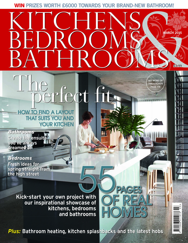 The Art Gallery Kitchens Bedrooms u Bathrooms magazine March