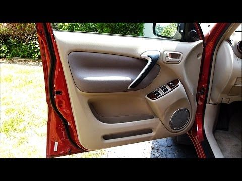 41 best fix car images on pinterest diy car car hacks and how to remove a door panel in a toyota rav4 2001 to 2005 fandeluxe Choice Image