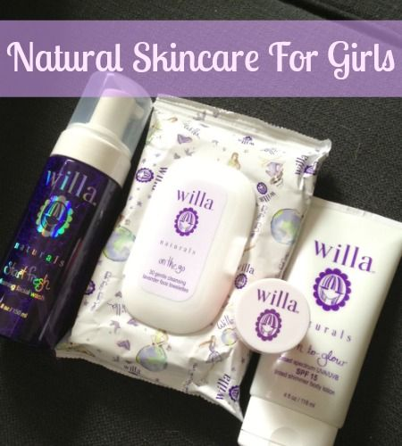 My First Beauty Products: Willa Skincare For Tweens - love this line and what they stand for! @willaskincare