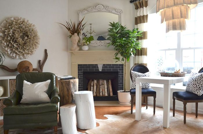 5 tips for decorating a rental plume magazine home for Home decor joss and main
