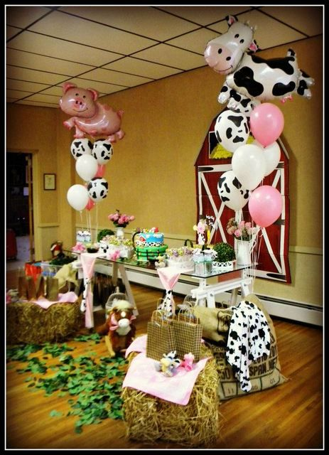 Kylie's 1st Birthday Party | CatchMyParty.com