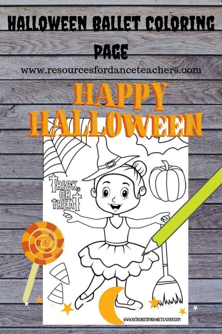 Preschool Dance Coloring Pages Pics
