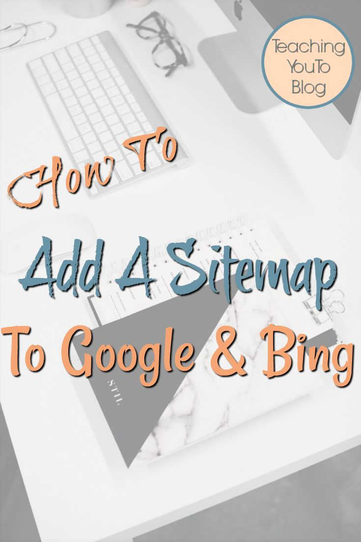 how to add a sitemap to my website