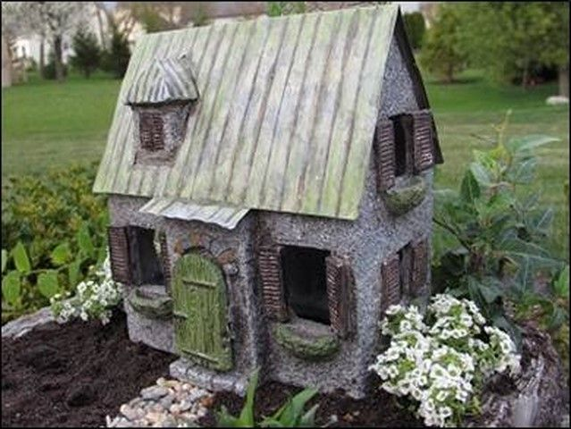 17 Best Images About ~Fairy Gardens~ On Pinterest