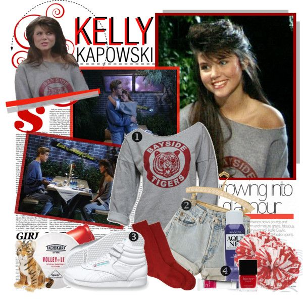 Costume Idea: Kelly Kapowski | DIY | Pinterest | 90s ...