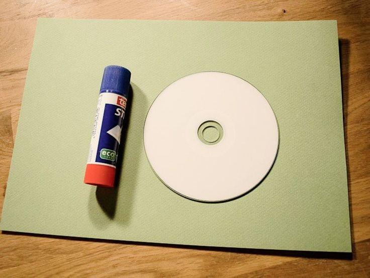 DIY-Anleitung: CD-Hülle ganz einfach selber falten via DaWanda.com