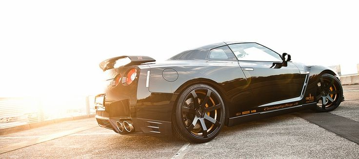 Nissan GT-R - I'd sell my house and sleep in this...except it costs more than my house so that's a problem...