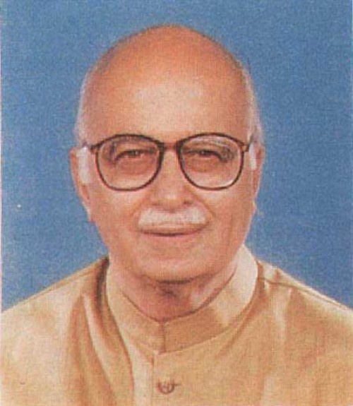 L.K. Advani - if it weren't for Ayodhya Kand, where would he have been?!?