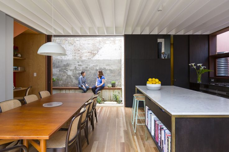 Gallery of Courtyard House / ​Aileen Sage Architects - 10