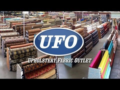 UFO Upholstery Fabric Outlet - (619) 477-9341 - San Diego's Largest Selection of Upholstery Fabrics and Supplies