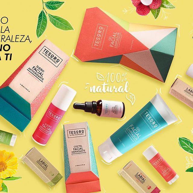 Si es natural es bueno para ti. Conoce nuestros productos en www.tesoro.com.co #tesorocosmetics #lavidaincontenible